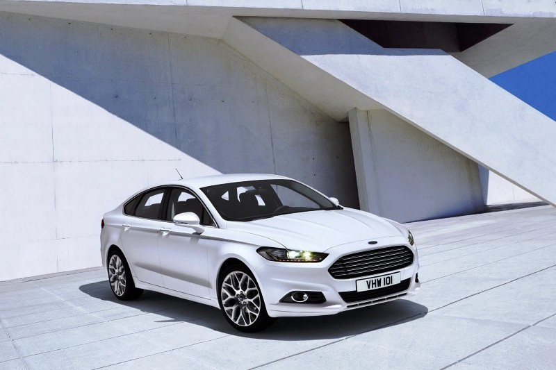 Ford Mondeo (View 12 of 26)