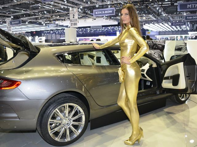 2013 Geneva Motor Show Info (Photo 11 of 19)
