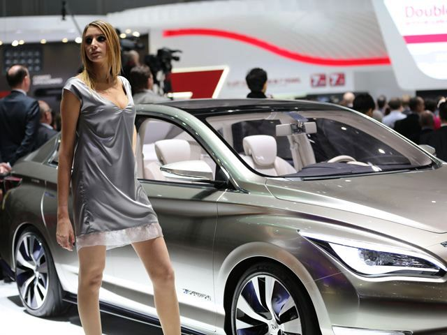 2013 Geneva Motor Show News (View 12 of 19)
