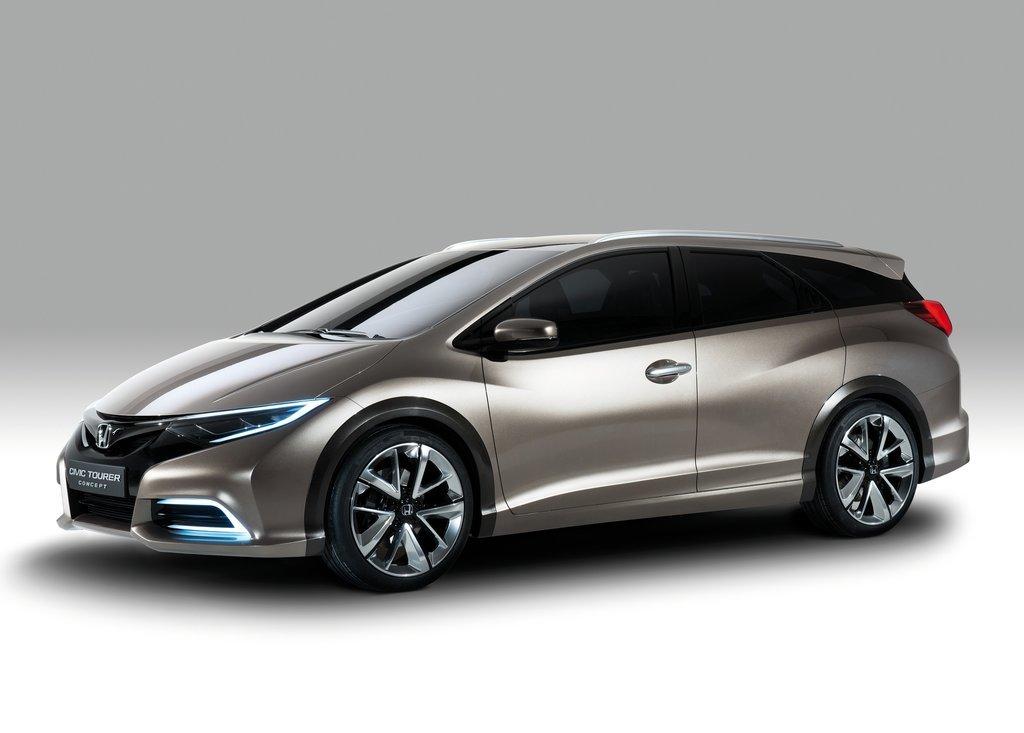 2013 Honda Civic Tourer Concept (View 1 of 6)