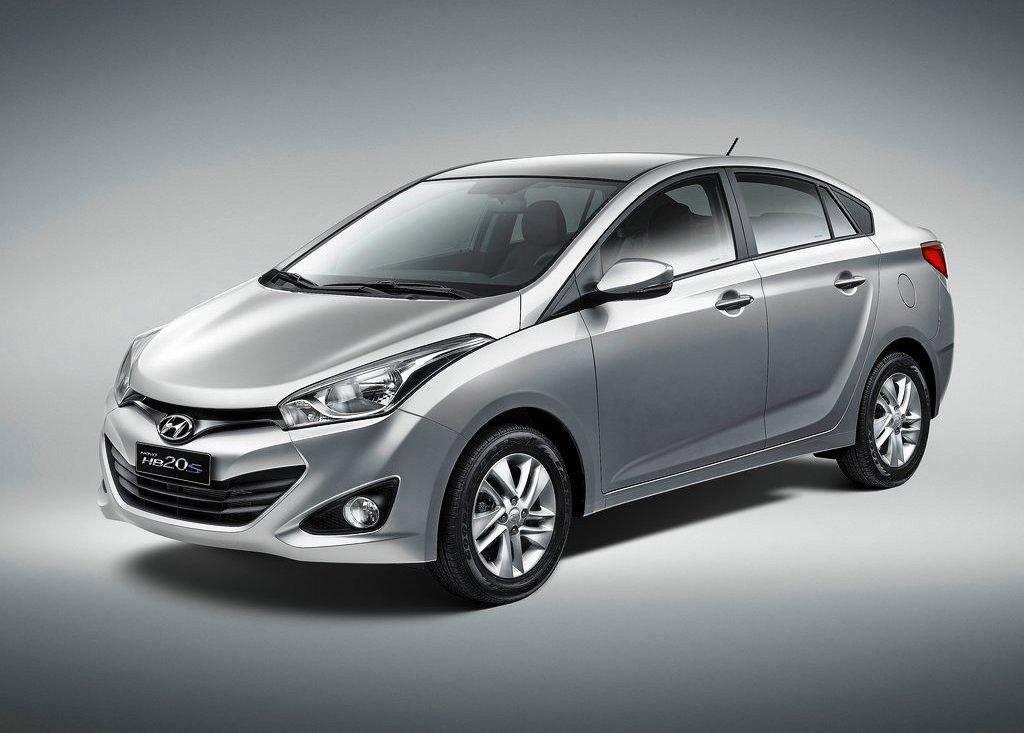 2013 Hyundai HB20S (View 4 of 6)