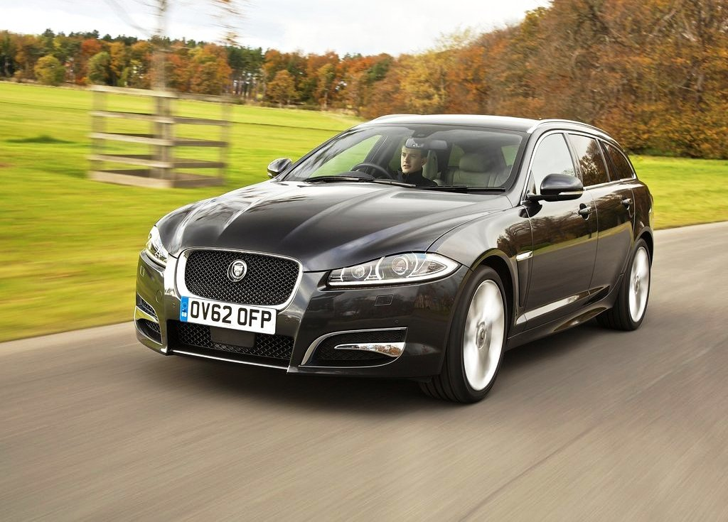 2013 Jaguar XF Sportbrake (View 8 of 9)