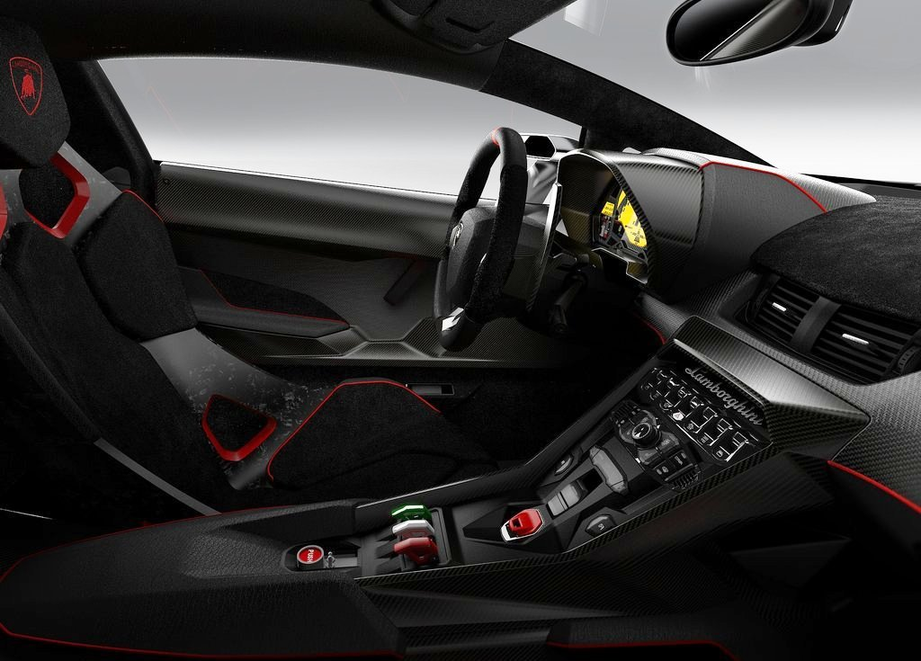 2013 Lamborghini Veneno Interior (Photo 3 of 6)
