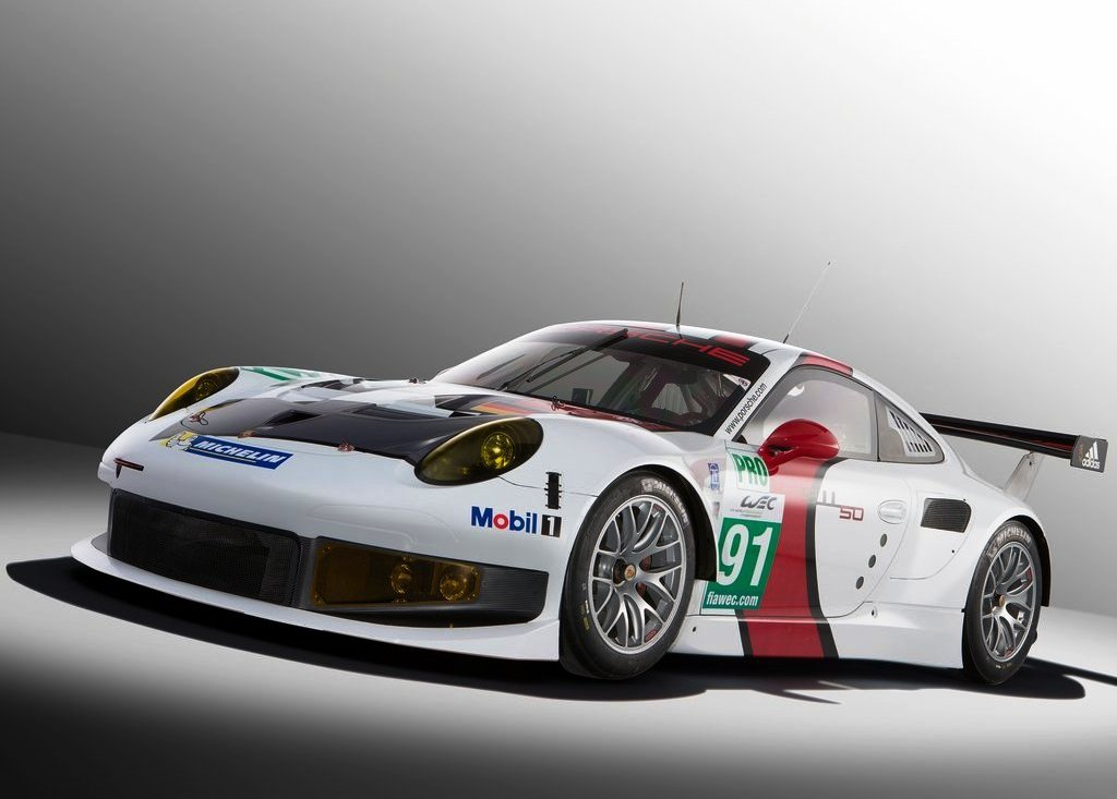 Featured Image of 2013 Porsche 911 RSR For WEC And Le Mans 24 Hours