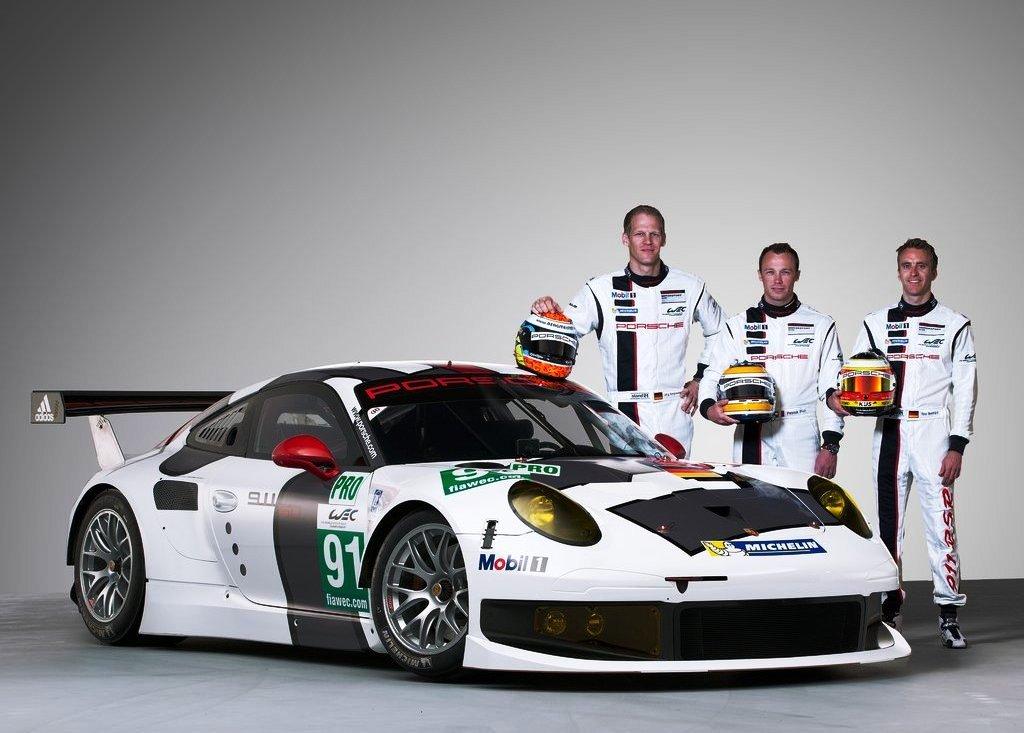 2013 Porsche 911 RSR (View 5 of 6)