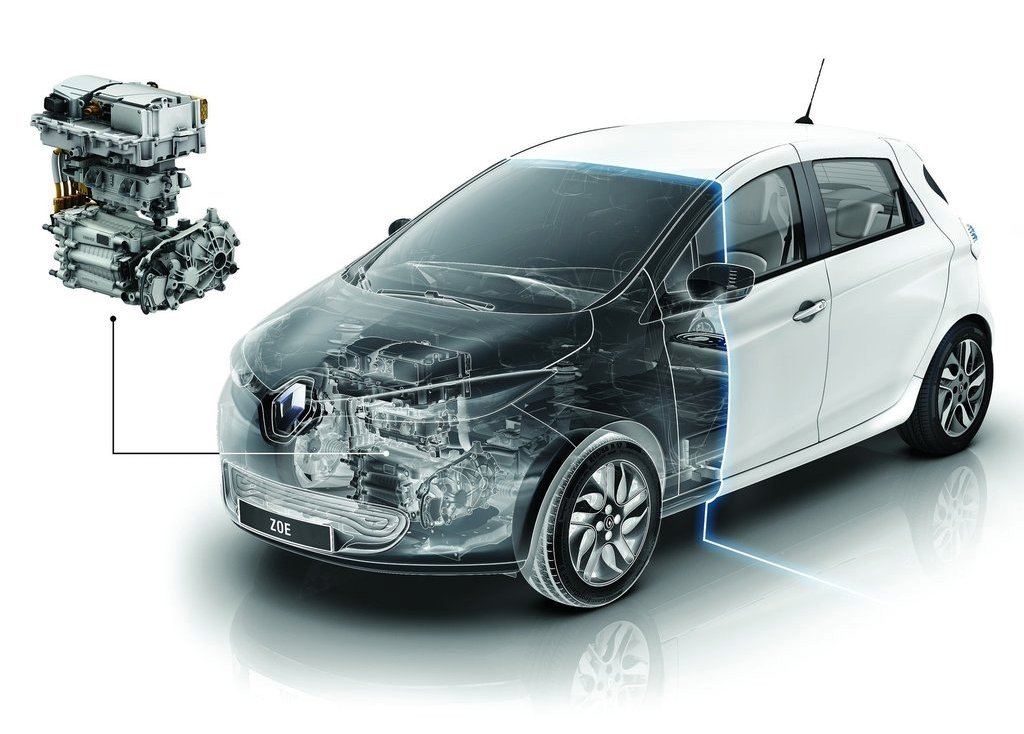 2013 Renault ZOE Engine (Photo 4 of 10)