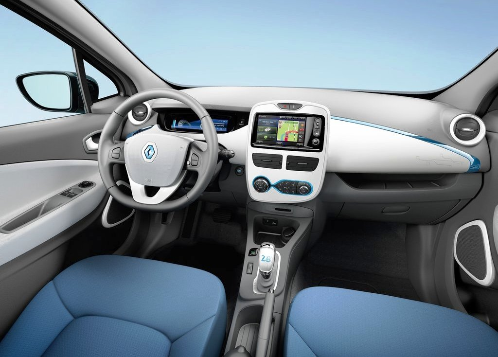 2013 Renault ZOE Interior (Photo 7 of 10)