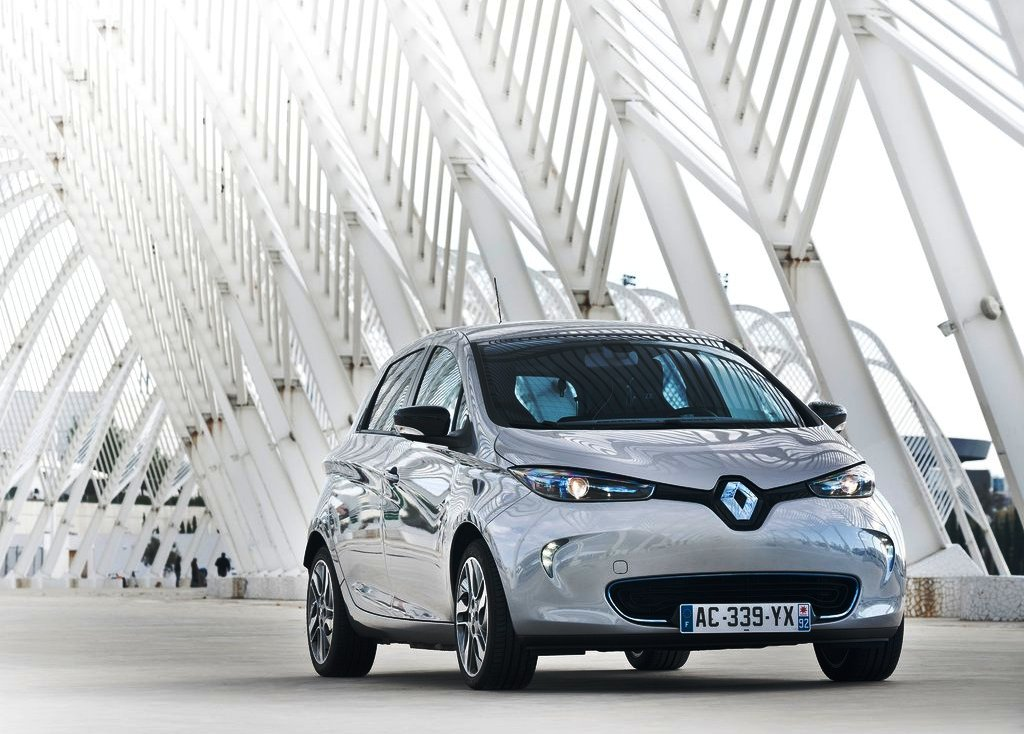 2013 Renault ZOE Wallpaper (View 9 of 10)