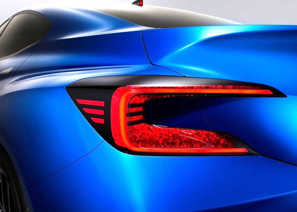 2014 Subaru WRX Concept Tail Lamp (View 7 of 10)
