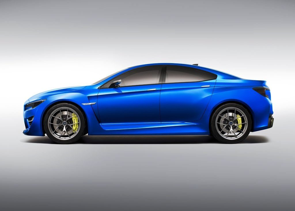 2014 Subaru WRX Concept Wallpaper (Photo 8 of 10)