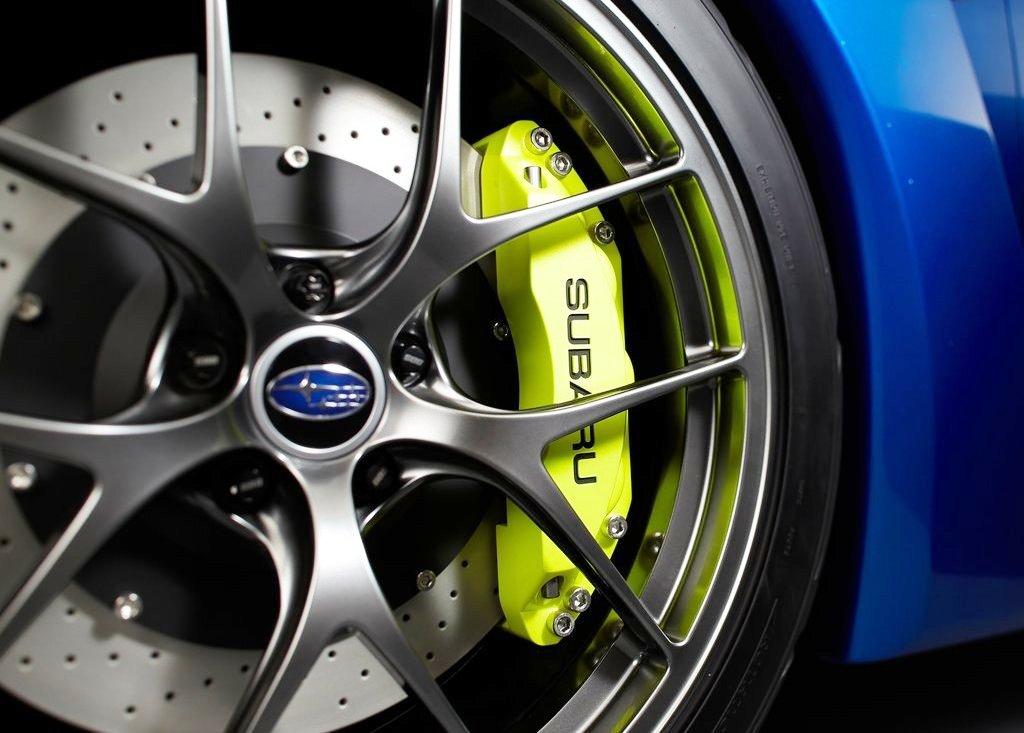 2014 Subaru WRX Concept Wheels (Photo 10 of 10)