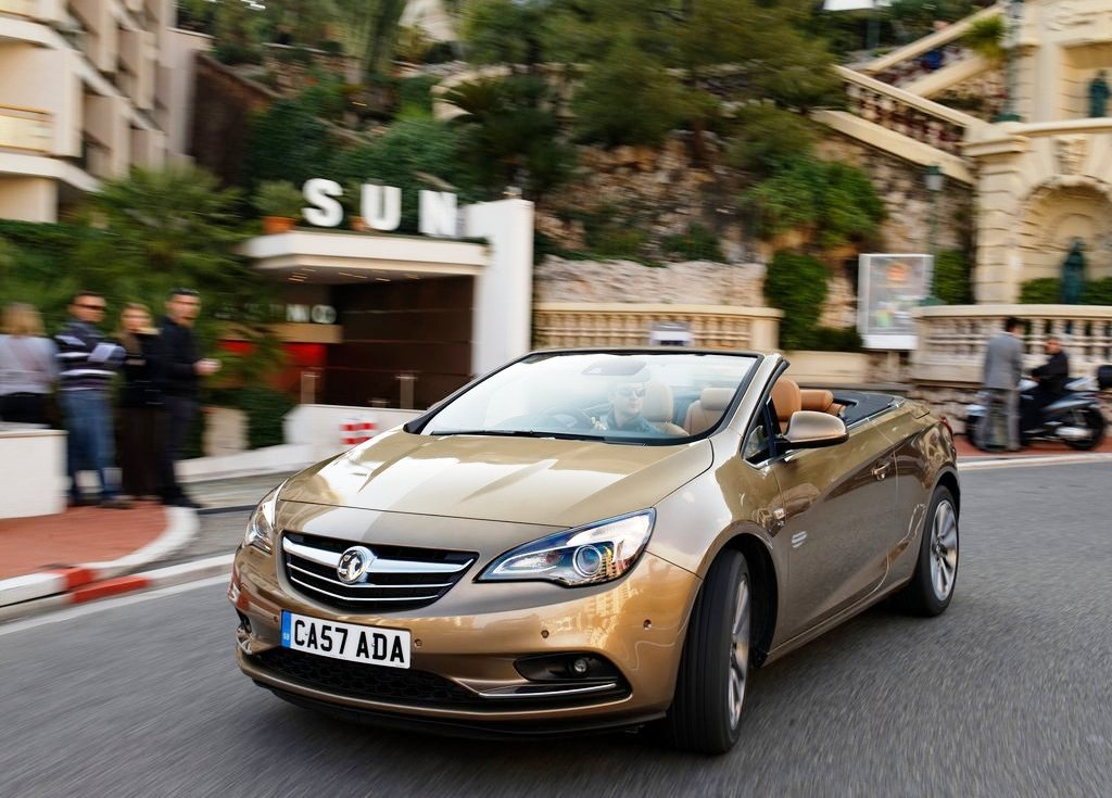 2013 Vauxhall Cascada Wallpaper (Photo 8 of 8)