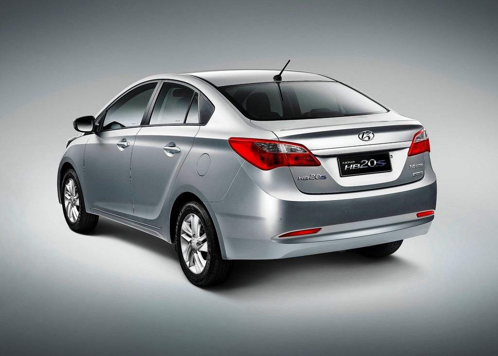 2013 Hyundai Hb20s Sedan (View 1 of 6)
