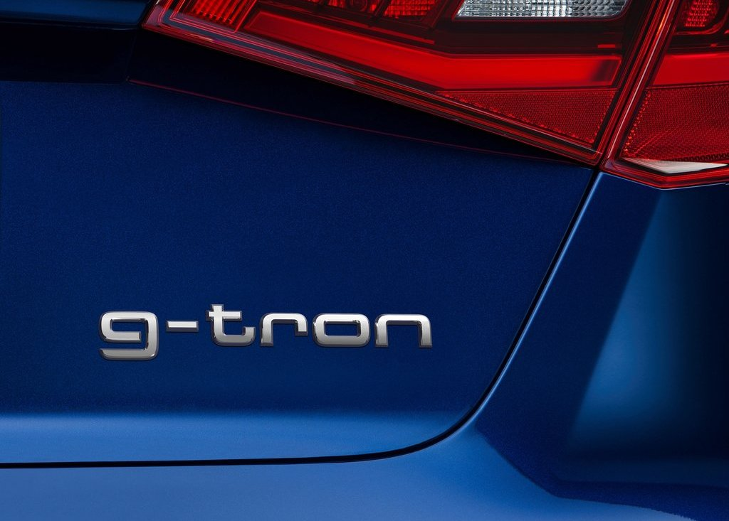 2014 Audi A3 Sportback G Tron Emblem (Photo 5 of 10)
