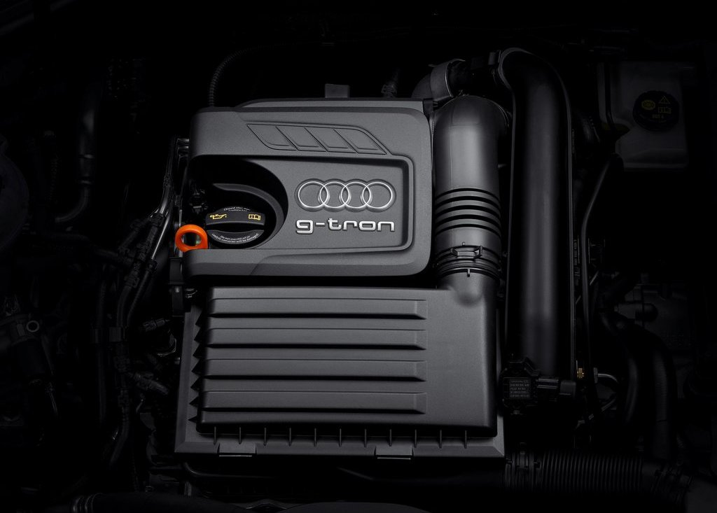 2014 Audi A3 Sportback G Tron Engine (Photo 6 of 10)
