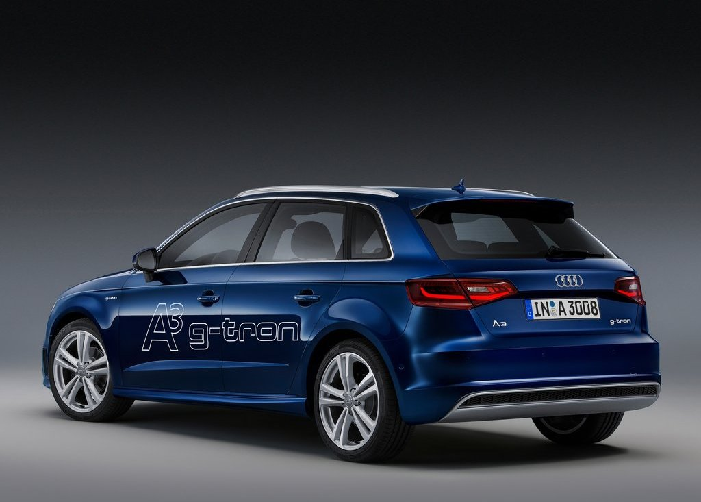 2014 Audi A3 Sportback G Tron Exterior (View 6 of 10)