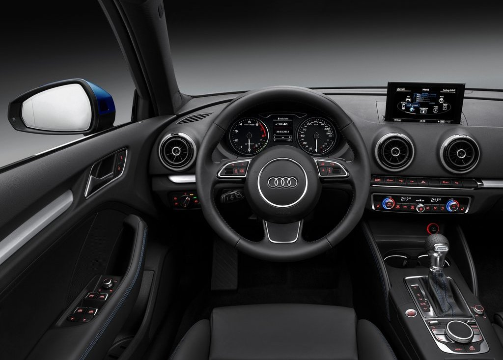 2014 Audi A3 Sportback G Tron Interior (Photo 8 of 10)