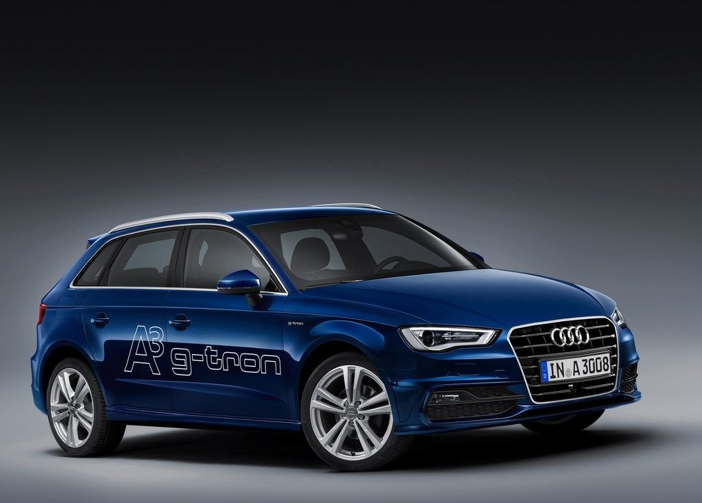 2014 Audi A3 Sportback G Tron Wallpaper (Photo 10 of 10)