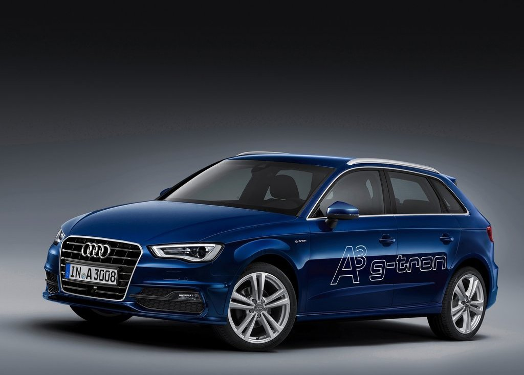 2014 Audi A3 Sportback G Tron (Photo 1 of 10)