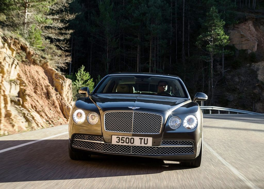 2014 Bentley Flying Spur Exterior (Photo 2 of 7)