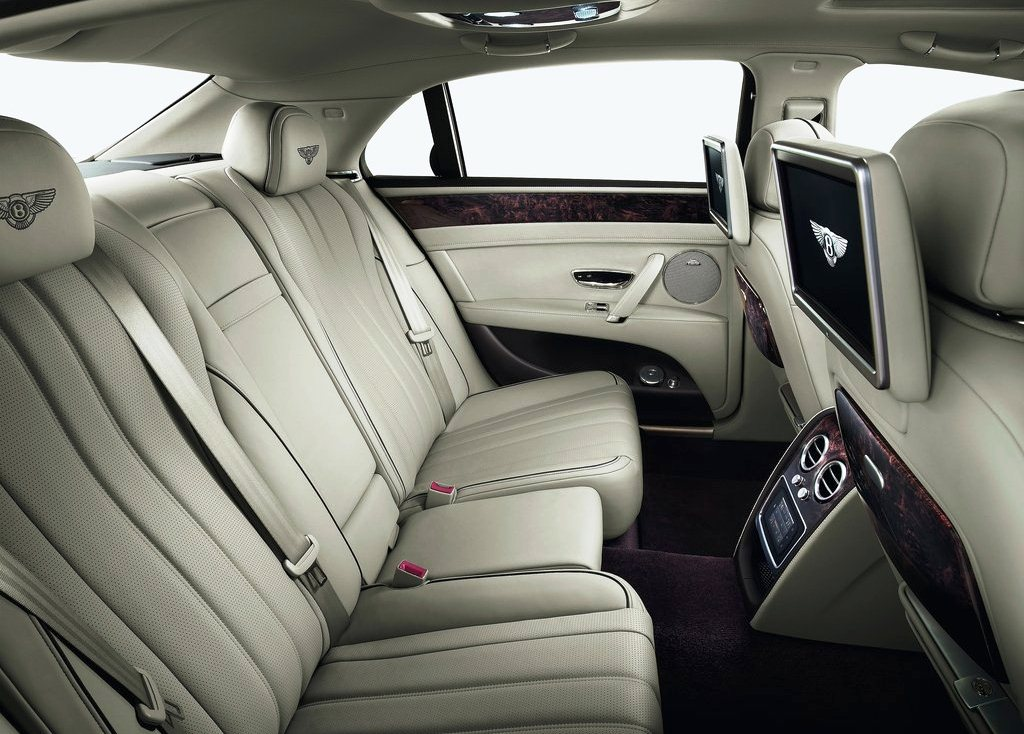 2014 Bentley Flying Spur Inside (Photo 4 of 7)