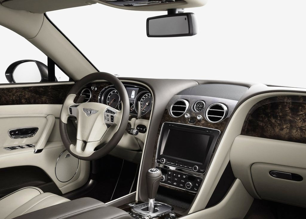 2014 Bentley Flying Spur Interior (Photo 5 of 7)