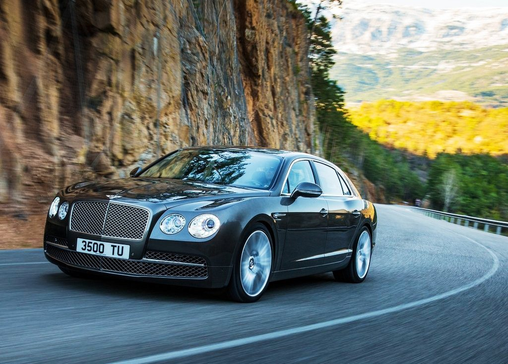 2014 Bentley Flying Spur (Photo 1 of 7)