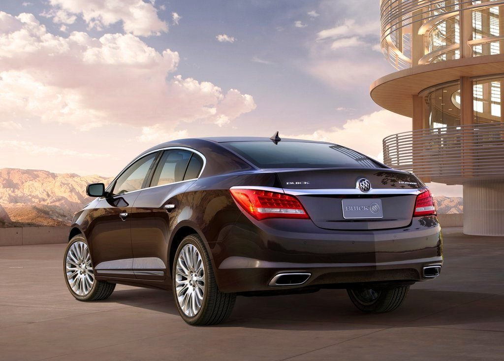2014 Buick LaCrosse Exterior Design (Photo 2 of 6)