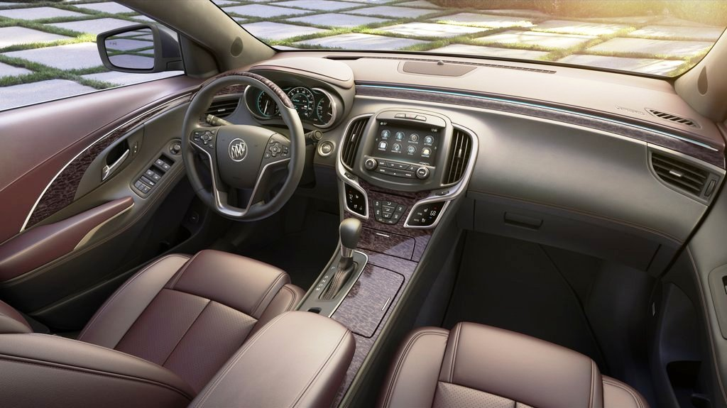 2014 Buick LaCrosse Inside View (Photo 3 of 6)