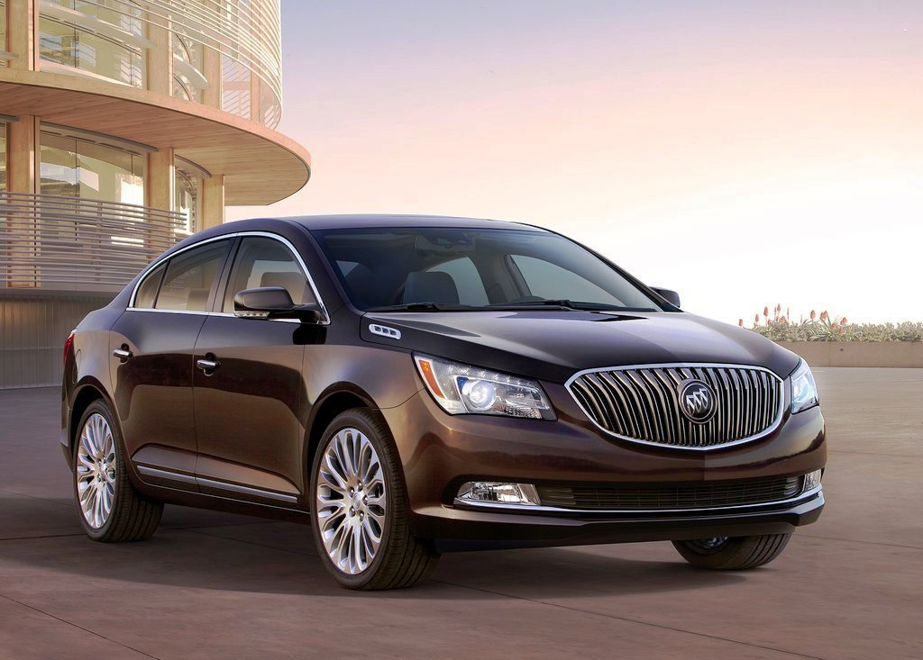 2014 Buick LaCrosse Specs Review (Photo 5 of 6)