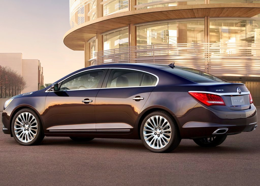 2014 Buick LaCrosse Wallpaper (Photo 6 of 6)