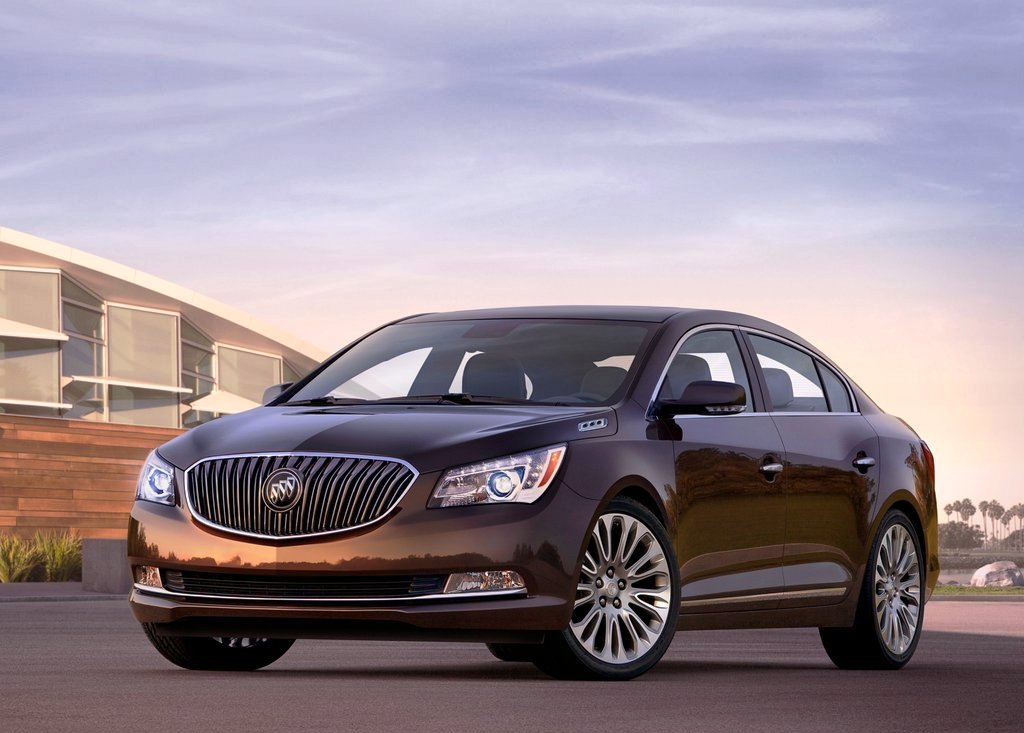 Featured Image of 2014 Buick LaCrosse Specs Price Review