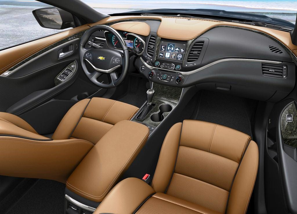 2014 Chevrolet Impala Review (Photo 5 of 8)