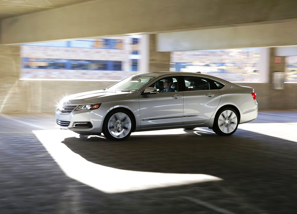 2014 Chevrolet Impala Specs (Photo 6 of 8)
