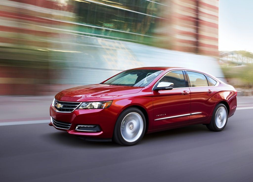 2014 Chevrolet Impala Wallpaper (Photo 7 of 8)