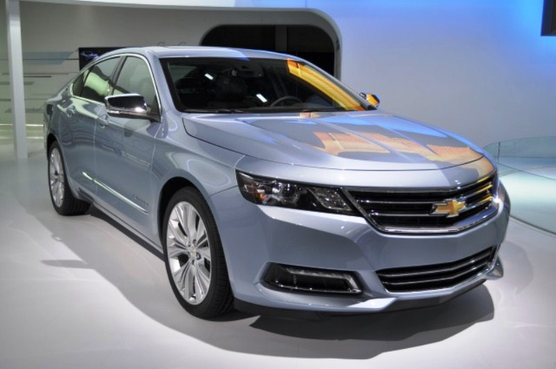 2014 Chevrolet Impala (Photo 1 of 8)