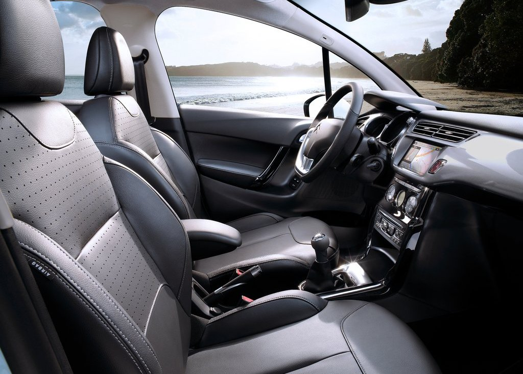 2014 Citroen C3 Interior (Photo 4 of 7)