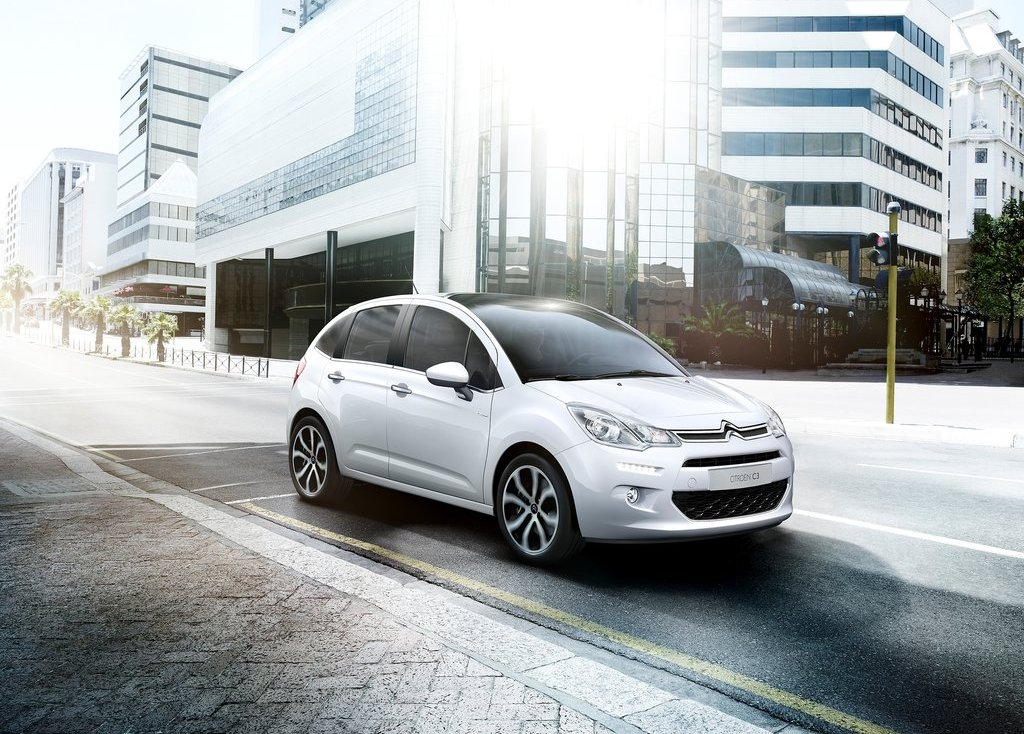 2014 Citroen C3 Pictures (Photo 6 of 7)