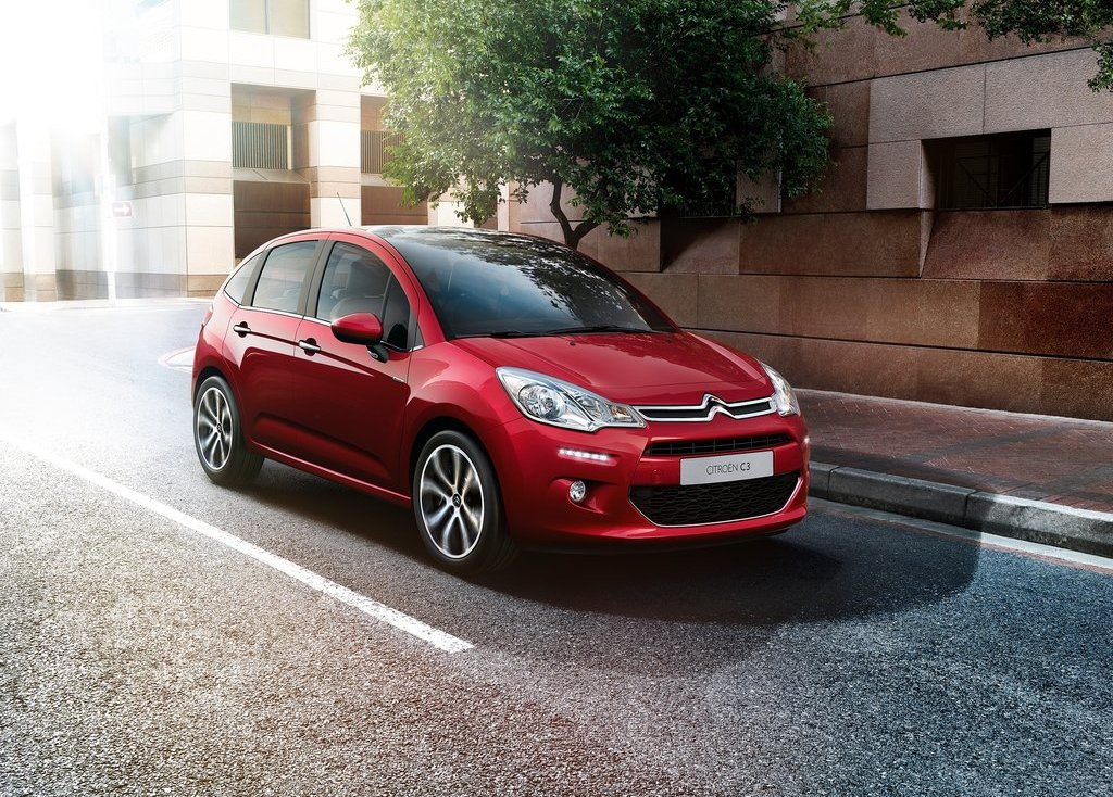 Featured Image of 2014 Citroen C3 Unveiled At Geneva Motor Show