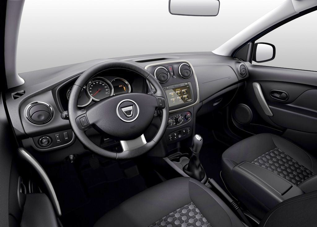2014 Dacia Logan MCV Interior (Photo 4 of 7)