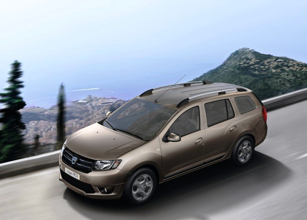 2014 Dacia Logan MCV Wallpaper (Photo 7 of 7)