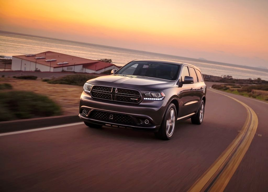 2014 Dodge Durango Front Angle (View 1 of 8)