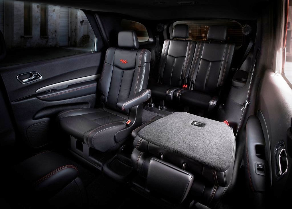 2014 Dodge Durango Inside View (View 3 of 8)