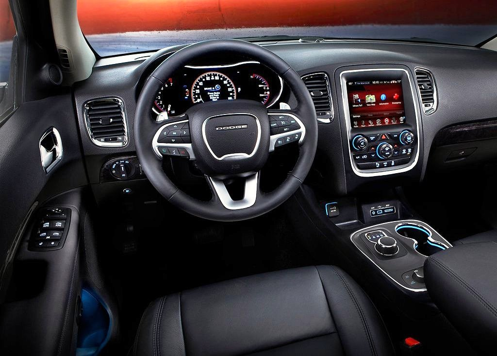 2014 Dodge Durango Interior (View 4 of 8)