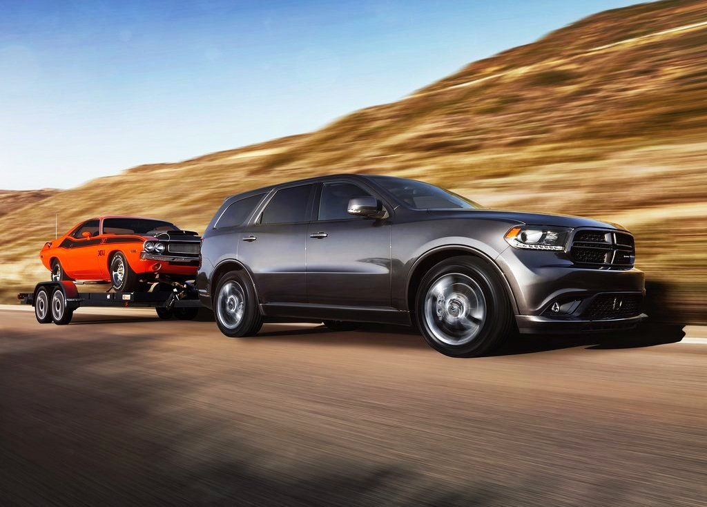 2014 Dodge Durango Wallpaper (View 7 of 8)