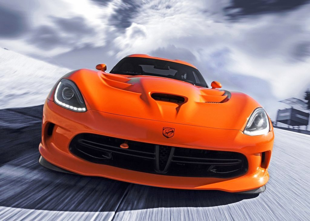 2014 Dodge SRT Viper TA Wallpaper (Photo 3 of 3)