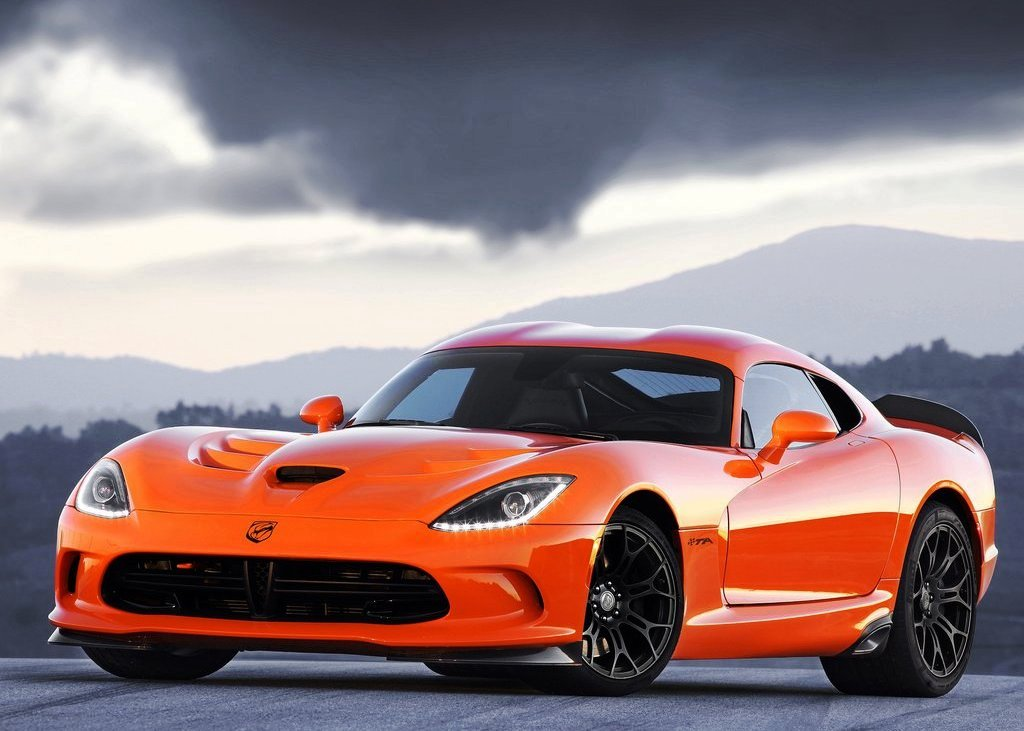 2014 Dodge SRT Viper TA Produced 33 Units Only Pictures Gallery (3 Images)