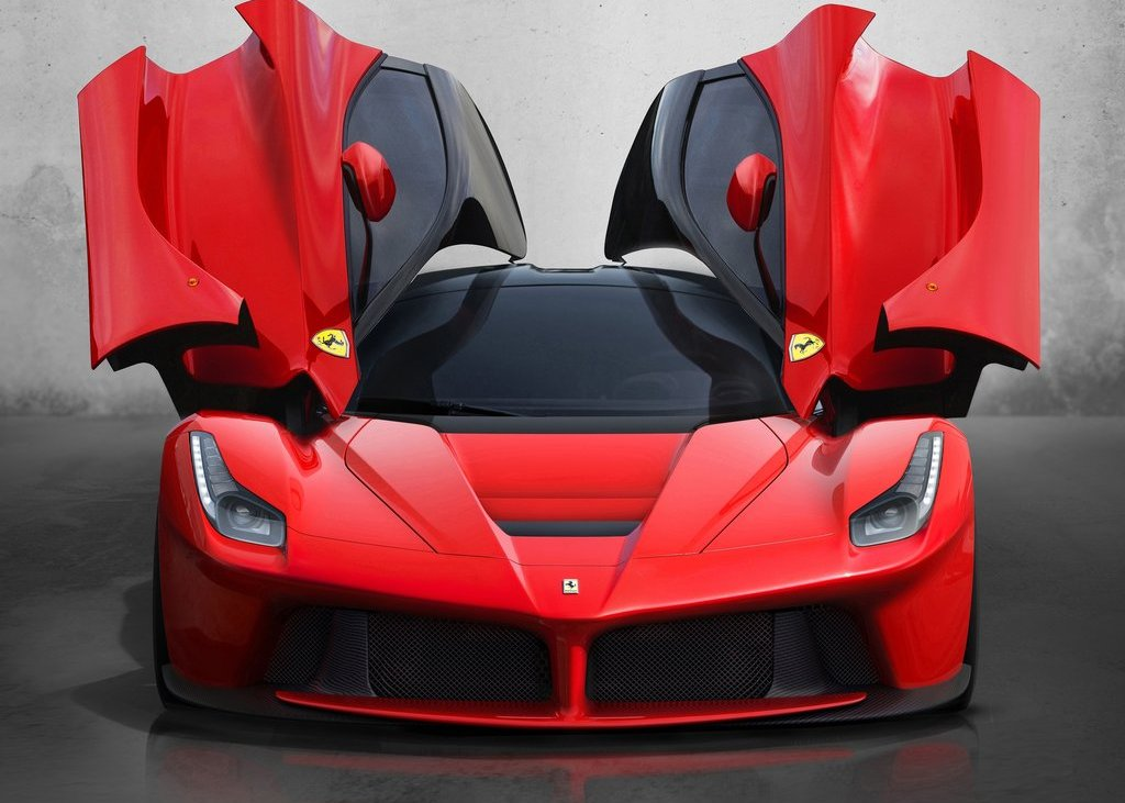 2014 Ferrari LaFerrari (View 6 of 8)