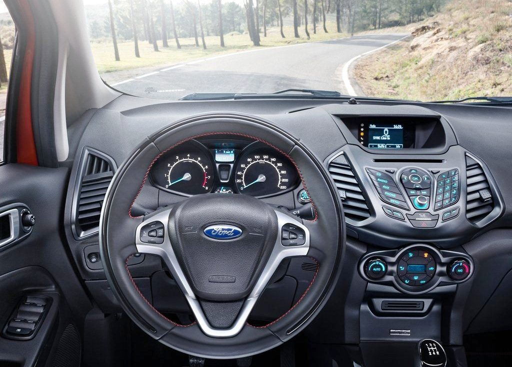 2014 Ford EcoSport EU Version Interior (Photo 3 of 7)
