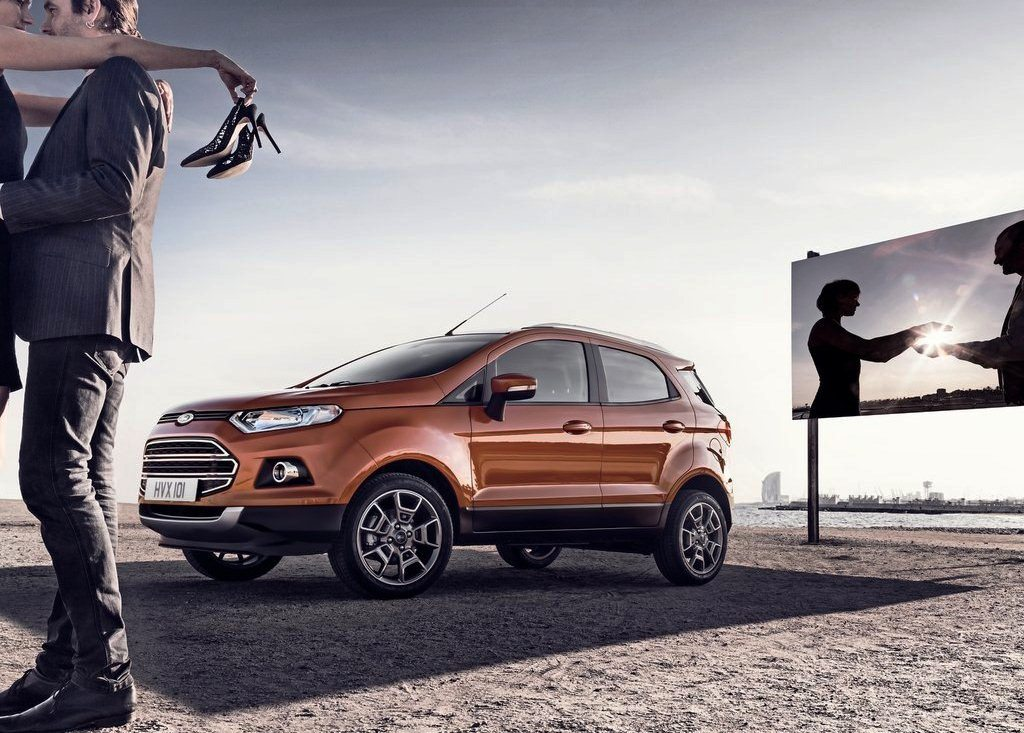 2014 Ford EcoSport EU Version Photos (Photo 4 of 7)